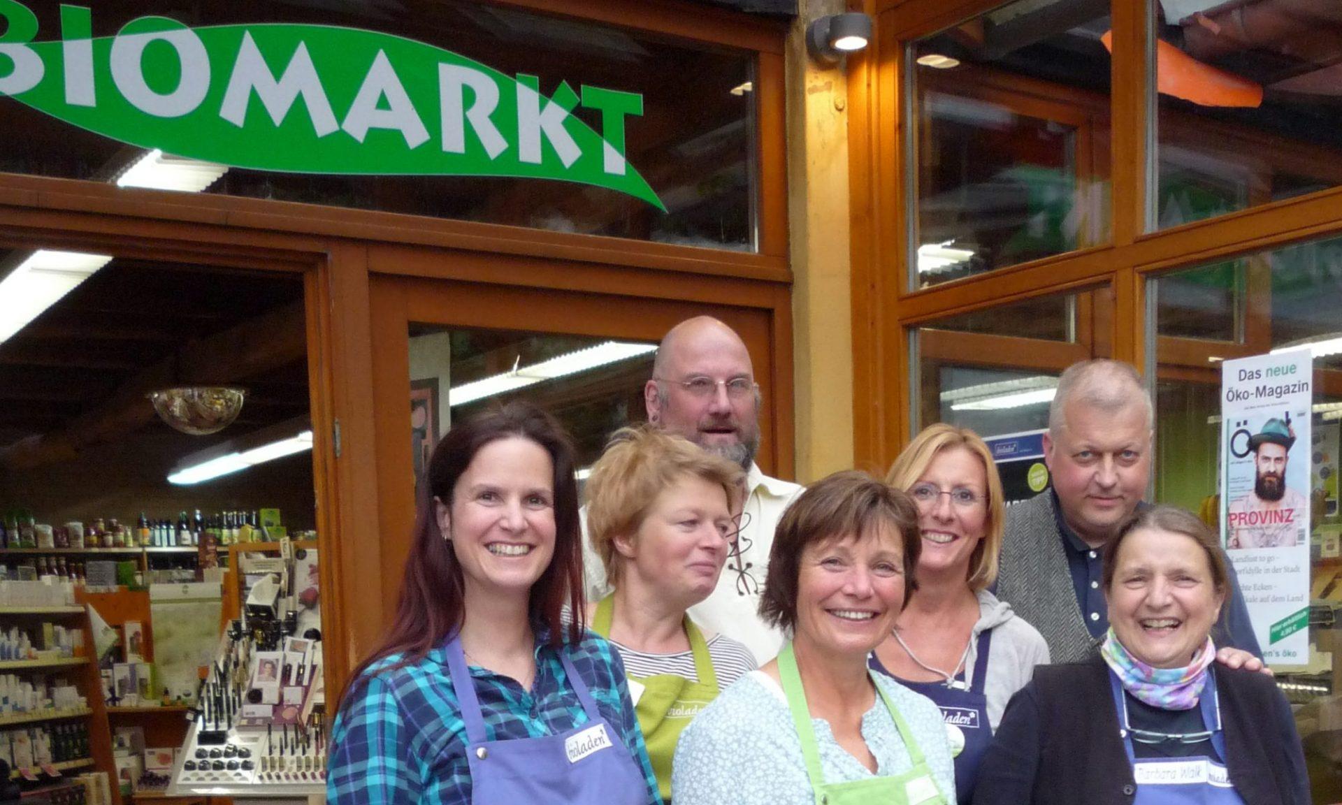 Biomarkt Hartmann-Walk
